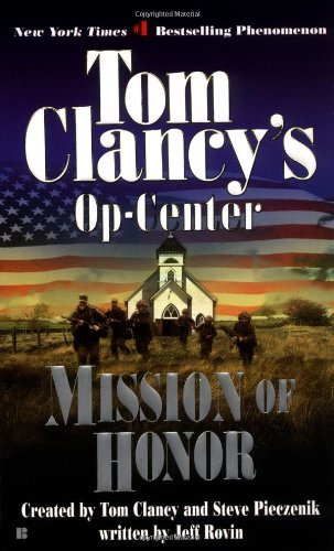 Tom Clancy Mission Of Honor Op Center 09