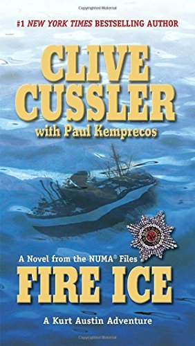 Clive Cussler Fire Ice