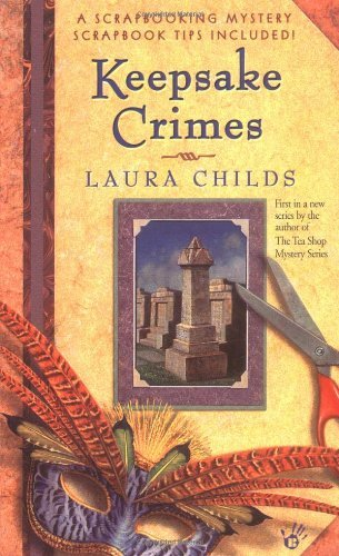 Laura Childs Keepsake Crimes