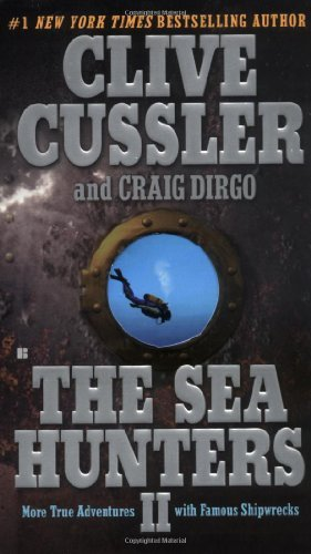 Clive Cussler The Sea Hunters Ii