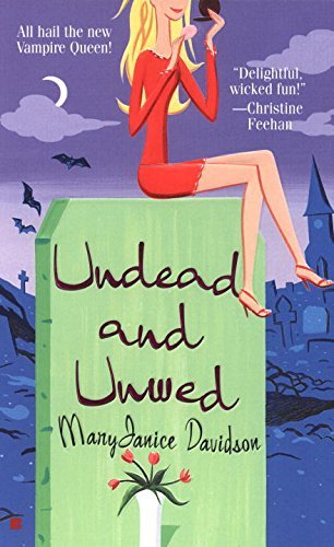 Maryjanice Davidson Undead And Unwed