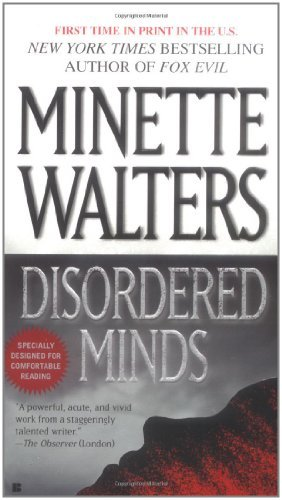 Minette Walters Disordered Minds