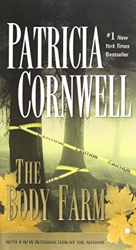 Patricia Cornwell The Body Farm Scarpetta (book 5)