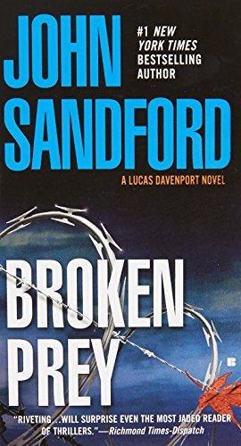 John Sandford Broken Prey