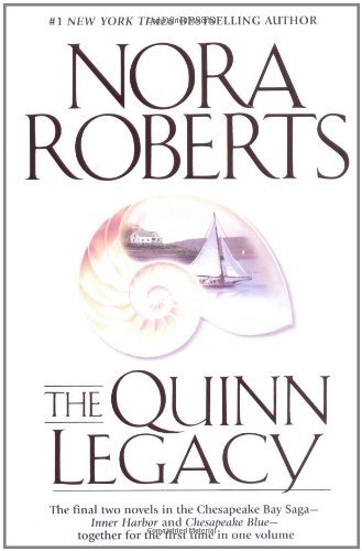 Nora Roberts The Quinn Legacy