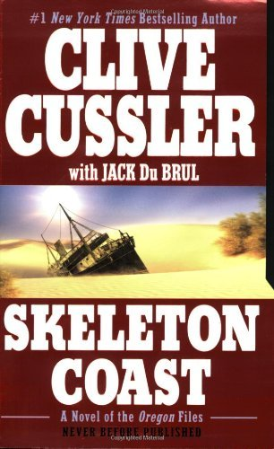 Clive Cussler Skeleton Coast