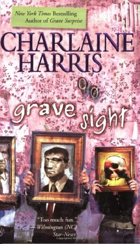 Charlaine Harris Grave Sight