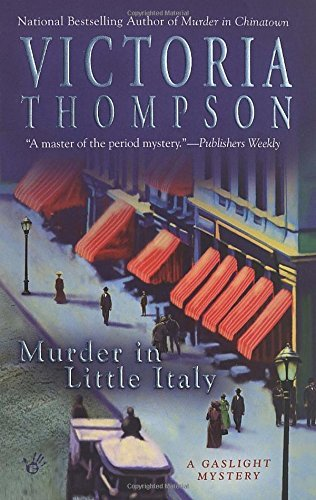 Victoria Thompson Murder In Little Italy