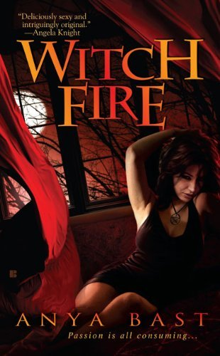 Anya Bast Witch Fire