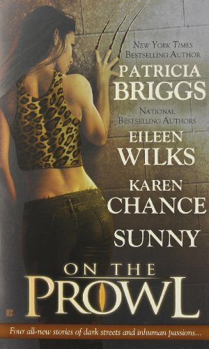 Patricia Briggs On The Prowl