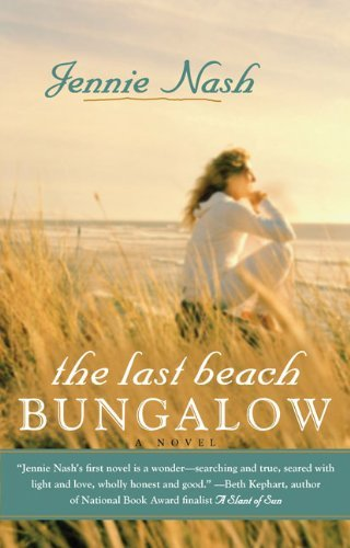 Jennie Nash The Last Beach Bungalow