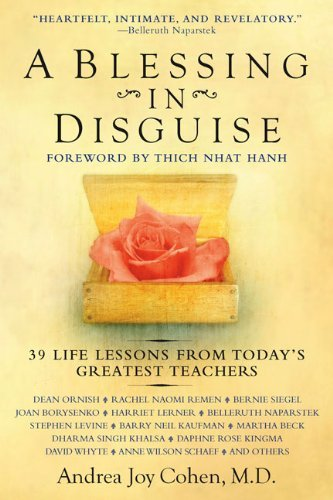 Andrea Joy Cohen A Blessing In Disguise 39 Life Lessons From Today's Greatest Teachers