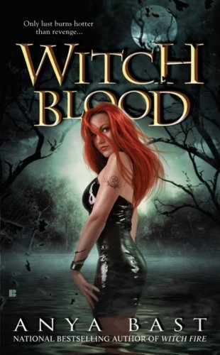 Anya Bast Witch Blood