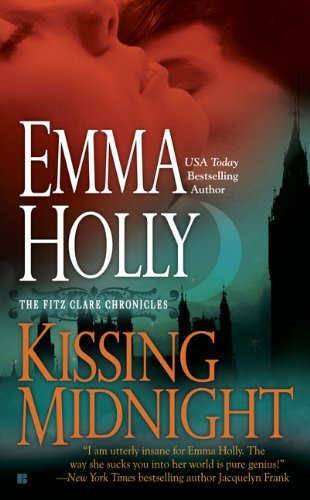 Emma Holly Kissing Midnight