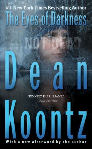 Dean Koontz The Eyes Of Darkness