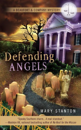 Mary Stanton Defending Angels