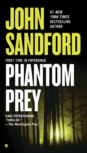 John Sandford Phantom Prey