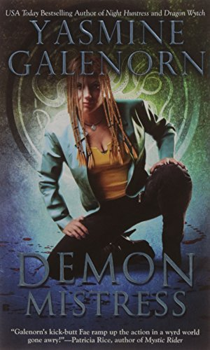 Yasmine Galenorn Demon Mistress An Otherworld Novel