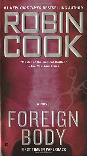 Robin Cook Foreign Body