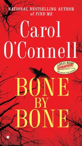 Carol O'connell Bone By Bone Berkley Premium