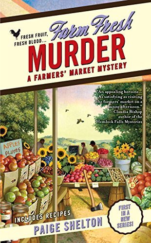 Paige Shelton Farm Fresh Murder