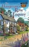 Ann Purser The Hangman's Row Enquiry