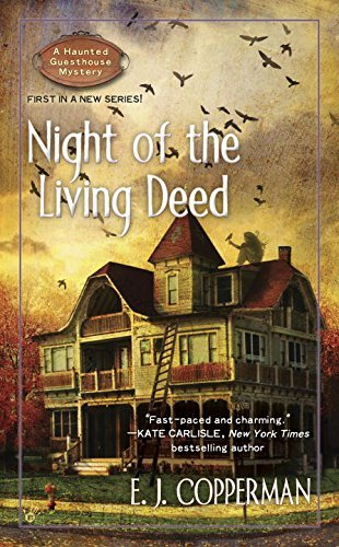 E. J. Copperman Night Of The Living Deed