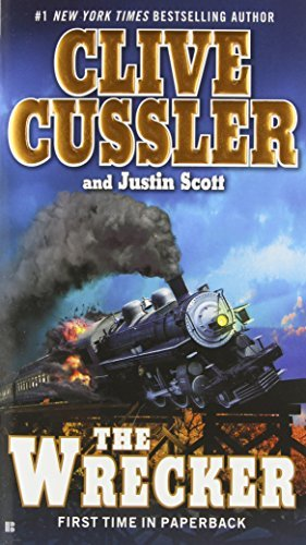Clive Cussler The Wrecker