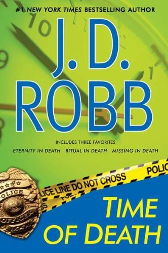J. D. Robb Time Of Death