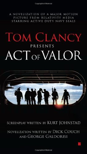 Couch Dick Tom Clancy Presents Act Of Valor Berkley Premium