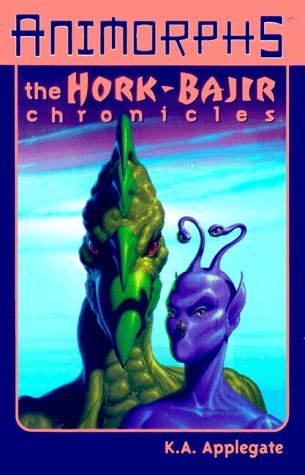 K. A. Applegate Hork Bajir Chronicles Animorphs