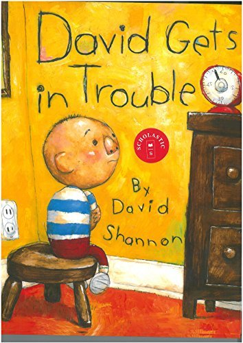 David Shannon David Gets In Trouble