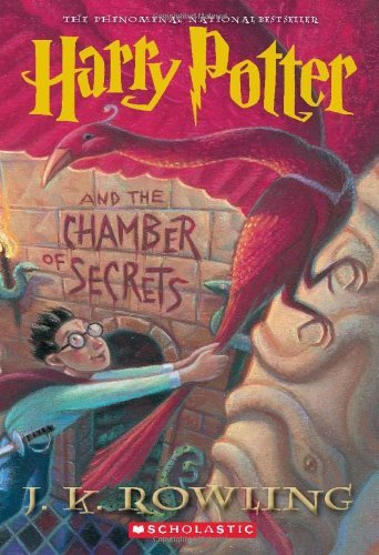 J. K. Rowling Harry Potter And The Chamber Of Secrets