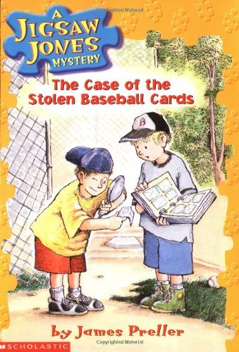 James Preller Case Of The Stolen Baseball Cards The