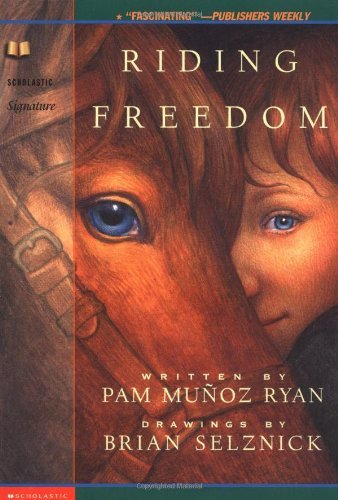 Pam Munoz Ryan Riding Freedom