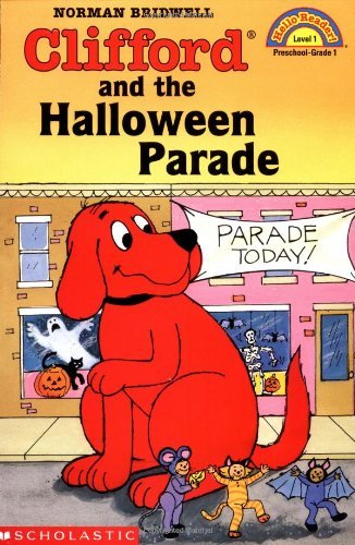 Norman Bridwell Clifford And The Halloween Parade (scholastic Read