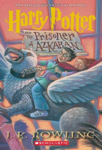 J. K. Rowling Harry Potter And The Prisoner Of Azkaban