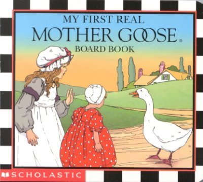 Blanche Fisher Wright My First Real Mother Goose