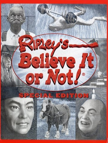 Ripley Entertainment Ripley's Believe It Or Not! Special Edition