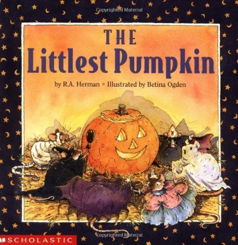 R. A. Herman The Littlest Pumpkin