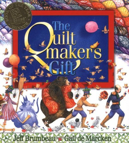 Jeff Brumbeau The Quiltmaker's Gift