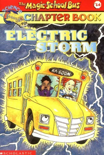 Anne Capeci Electric Storm