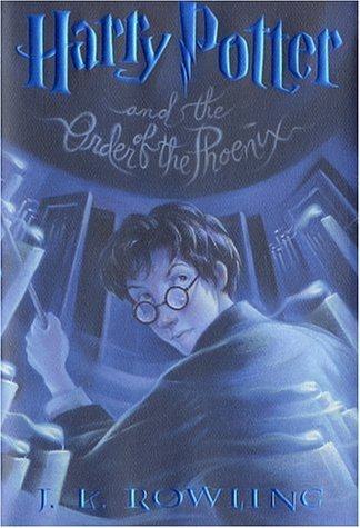 J. K. Rowling Harry Potter And The Order Of The Phoenix