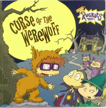 Scholastic Curse Of The Werewuff Rugrats