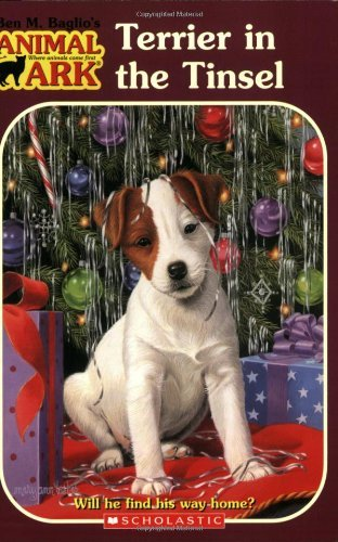 Ben M. Baglio Terrier In The Tinsel
