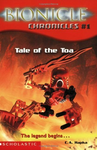 Catherine Hapka Tale Of The Toa