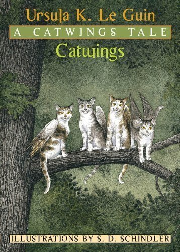 Ursula K. Le Guin Catwings