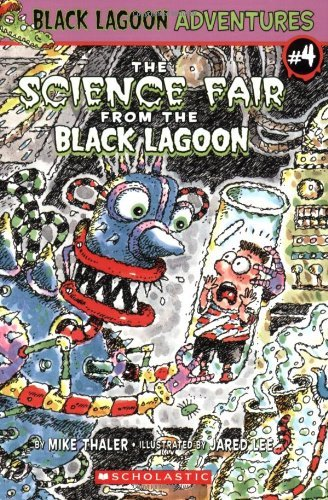 Thaler Mike Science Fair From The Black Lagoon The