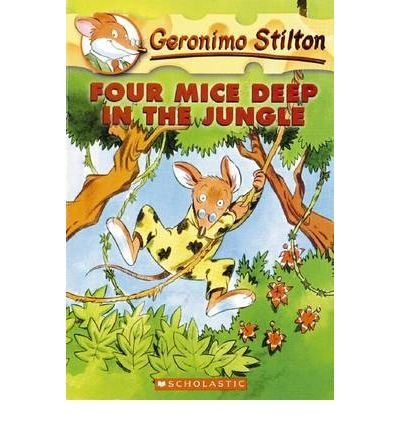 Geronimo Stilton Geronimo Stilton #4 I'm Too Fond Of My Fur!