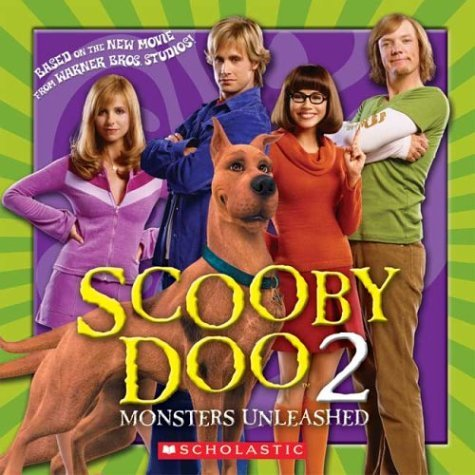 Jesse Leon Mccann Scooby Doo 2 Monsters Unleashed